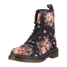 $US130  Dr. Martens Women's 1460 Re-Invented Victorian Print Lace Up Boot  | endless.com