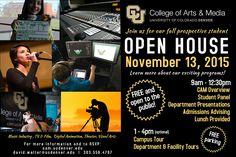 College of Arts and Media | Academics | University of Colorado Denver