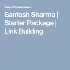 Santosh Sharma | Starter Package | Link Building