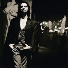 Anton Corbijn - Dave Gahan, Hamburg, 1992
