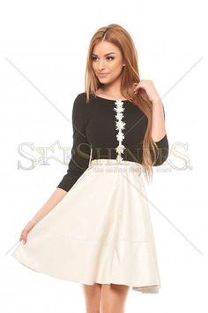 StarShinerS Serenity Cream Dress