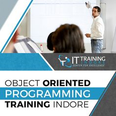 Get object oriented programming training in Indore.