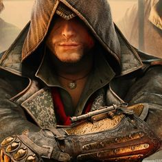 At this pic, doesn't he look like Edward Kenway?