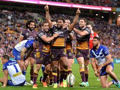 NRL Broncos re-ignite race to top four - New Zealand Herald