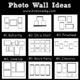 Gallery wall tips and tricks!