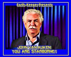 John Van Auken: Starborne:Humanitys Origin & Purpose - Uplifting & Brill...