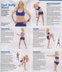 Jackie Warner workout