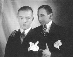 Valentin Vaala & Teuvo Tulio (Theodor Antonius Tugai), Finnish movie makers 1920s