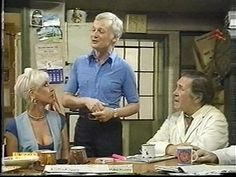 "Odd Man Out. John Inman found himself free to take on this travesty. He was an odd man (ie: gay man) who was ""out"" geddit ? Subject matter dealt with all the sensitivity you could expect from the creator of Mind Your Language & Love Thy Neighbour"