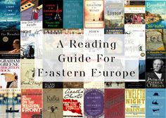 A Reading List for Eastern Europe