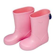 Botas de agua Igor, modelo Splash, color rosa