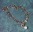 Vintage Barbie Pearl Drop Necklace