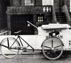 @tekneitalia old ice cream cart - old gelato cart