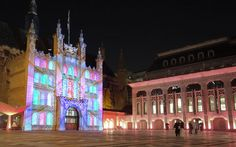 Rupert Newman Projection Mapping