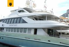 SWEET DOLL is a 150 Ft. (46m) motor yacht, custom built in 2003 by Heesen Yachts in Oss (Netherlands).
