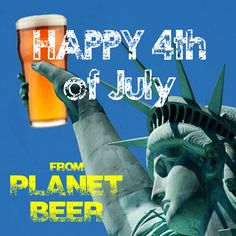 Happy July Grab your favorite American brew and enjoy! Beer Memes, Make Your Own Beer, Happy July, Fourth Of July, Craft Beer, Brewing, Planets, American, News