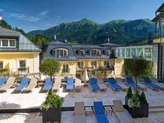 Wellness im Hotel Salzburger Hof Bad Gastein, Sauna, Mansions, House Styles, Home Decor, Vacations, Luxury Houses, Interior Design, Home Interior Design