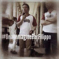 #unaimmaginePerFilippo