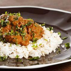 Curry d'agneau (méthode indienne)