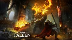Lords of the Fallen - Bandai Namco Games, Square Enix - CI Games, Deck13 Interactive - PC, PlayStation 4, Xbox One #RPG