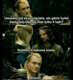 Very Funny Memes, Haha Funny, Funny Jokes, Hilarious, Memes Humor, Polish Memes, The Sims4, Weekend Humor, Lotr