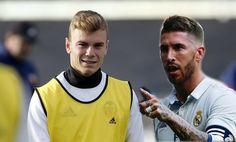Ramos 'bendice' el fichaje de una promesa para el Real Madrid