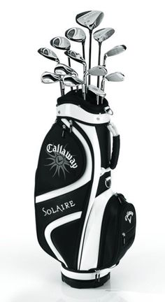 Callaway Solaire Women's Golf Club Set