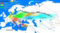 Old Europe 4500 BC | European Genetic Variation : Indo-European ancestry comprises the 3rd ...
