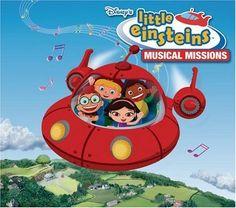 Piccoli Viaggi Musicali: Il volo del calabrone (9) - Little Einsteins Bumbl...