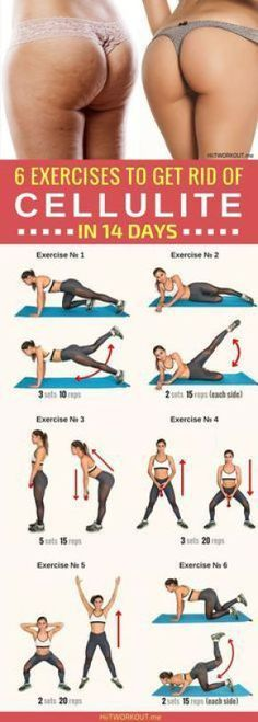 6 Exercises to Help You Get Rid of Cellulite in 14 Days – Breaking Story
