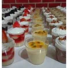 Recetas De Ricos Mini Dulces En Shots Para Tus Fiestas - Bs. 50,00 en MercadoLibre