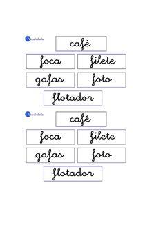 Actividades para niños preescolar, primaria e inicial. Imprimir fichas con vocabulario para niños de preescolar y primaria. Vocabulario. 6
