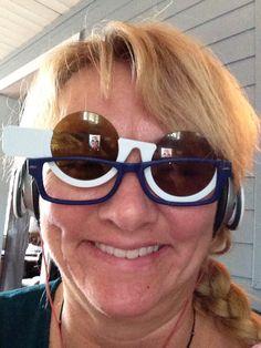 Testing av filterbriller - 1 år siden keg begynte denne prosessen med å få hjelp - og ennå ingen øyelege som vil hjelpe med legeerklæring