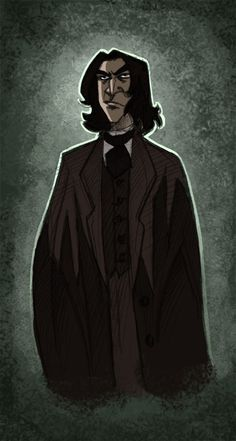 Severus brooding by laerry on DeviantArt Professor Severus Snape, Harry Potter Severus Snape, Lily Evans, Animals And Pets, Photoshop, Fan Art, Fictional Characters, Magick, Pets