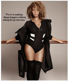 Beyonce for Elle Magazine, May 2016 Beyonce 2013, Beyonce And Jay Z, Beyonce Coachella, Black Power, In Pantyhose, Beyonce Quotes, Look Body, Blue Ivy Carter, Beyonce Style