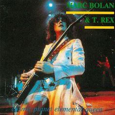 ♥ a massive T Rex fan Marc Bolan, Glam Rock, Great Bands, T Rex, Fan, Musicians, Artists, Image, Beautiful