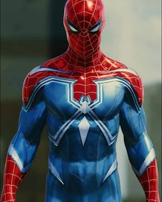 No automatic alt text available. Marvel Dc, Marvel Comics, Marvel Heroes, Marvel Characters, Spider Man Ps4, Spiderman Spider, Amazing Spiderman, Suits Series, Spiderman Suits