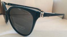 ac42cb27787 New Authentic TIFFANY   CO. Light Pink Black Gradient TF4080 8162 3C ...