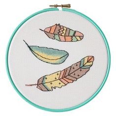 Pretty cross stitch pattern from Floss & Mischief