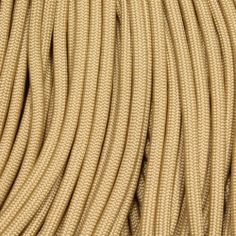 550 Paracord Tan 380 (Light) (#163-197) Made in USA
