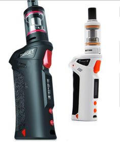 Target 75VTC Starter Kit, Perfect to start #vaping! Get Dad a great unique gift for father's Day this Sunday. #vape