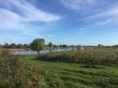 2015-10-24 Zicht op de IJssel bij Veessen vanaf Fortmond