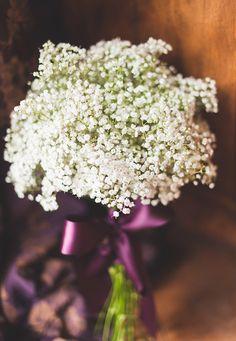 Radiant Orchid   A Pantone Purple Rustic Wedding: Michelle
