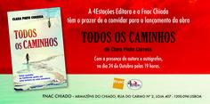 """Lançamento: 24 de Outubro 2017   Editora:  4 Estações Editora   ISBN:  9789898761323   Páginas:  300   PVP: 16,90€     Sinopse:  """"Estar s..."""