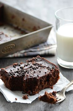 All I want to eat is chocolate cake and a cold glass of milk................................