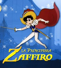 La Principessa Zaffiro Famous Cartoons, 90s Cartoons, Classic Cartoons, My Childhood Memories, Sweet Memories, Old Anime, Anime Manga, Anime Girl Dress, Japanese Show