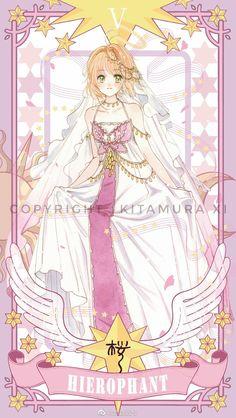 Anime Demon, Manga Anime, Xxxholic, Card Captor, Cardcaptor Sakura, Clear Card, Magical Girl, Manga Games, Cute Art