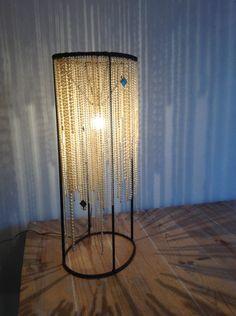 Lámpara Joyero