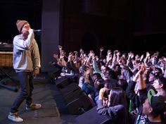 Dumbfoundead, born in South America to a Korean refugee who snuck him into United States, belongs to a generation of young Americans for who...