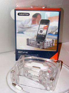 AirCurve – Acoustic amplifier for iPhone 3G/3Gs (CONFEZIONE ROVINATA) prezzo 9.90€